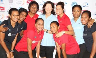 New Coach Wilson Wants  To Take Fiji to Next Level