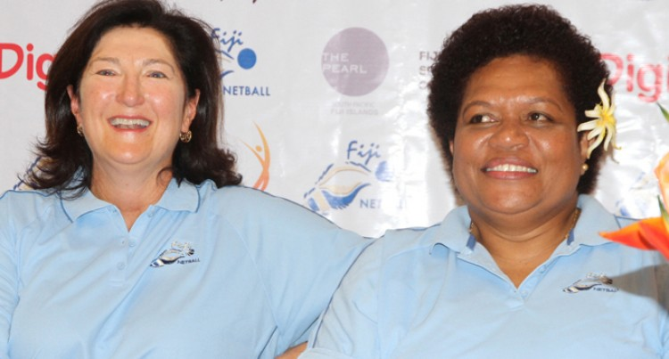 New Era For Fiji Netball: Mazey