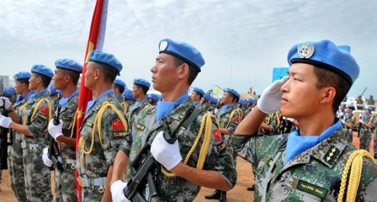 Chinese Peacekeepers Die, Fijians Still On High Alert