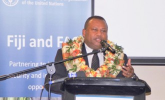 Fiji Embarcing E-Agriculture Development Strategy