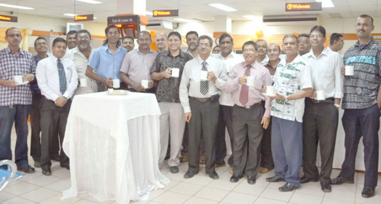 Labasa Branch Bank Of Baroda Marks 109