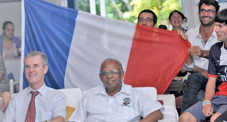 France To Help Fiji Football
