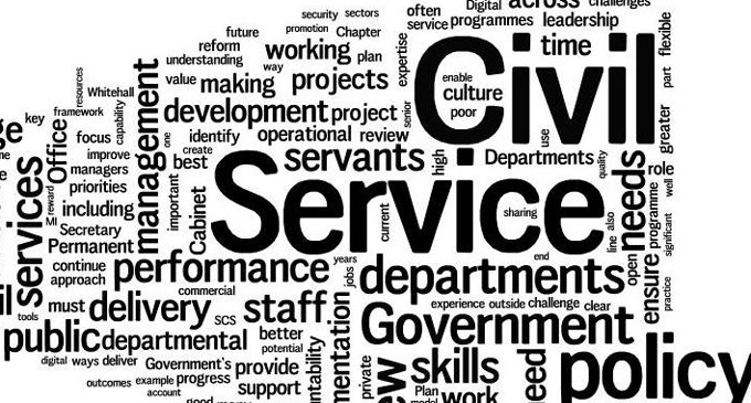 Why Civil Service Reforms Critical