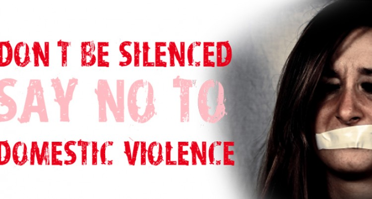 Only 15%  Report Cases  Of Domestic  Violence To  Police