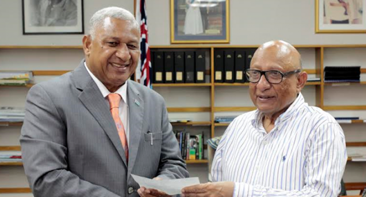 Fiji's Road To Gold Campaign From Hari Punja