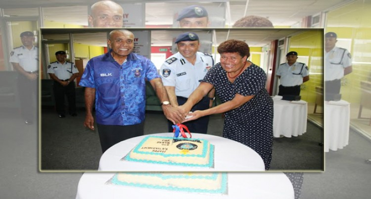 Couple Farewelled