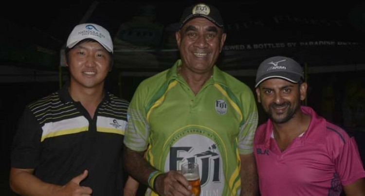 Lee Finished Fifth Spot In Samoa Open