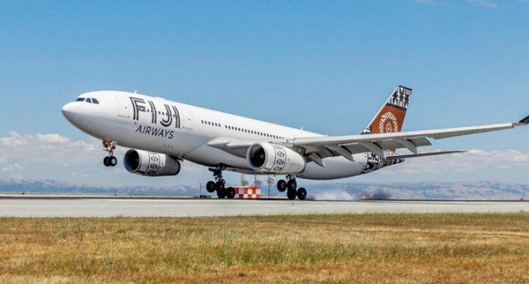Fiji Airways Improves Skytrax Ranking
