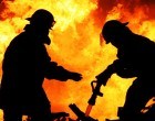 Three Fire Trucks Avert Major Disaster