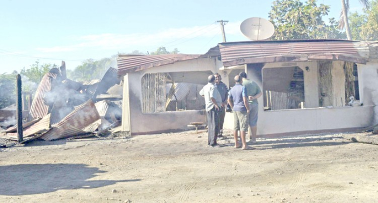 Five Homeless After Nadi Fire