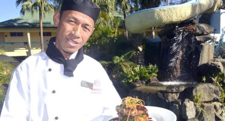 Tokatoka Resort Appoints Tupou As New Executive Chef