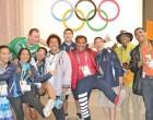 Oceania Athletes Test Games Facilities