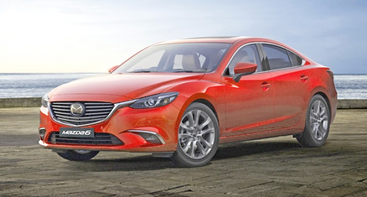 The All New And Uncompromised, Rewarding Mazda6