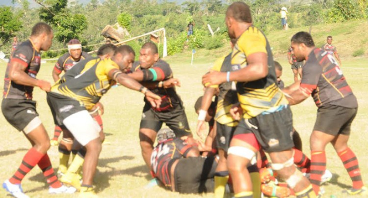 Naitasiri Overcome Gallant Vatukoula