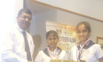 Reddy Praises School Chef Competition