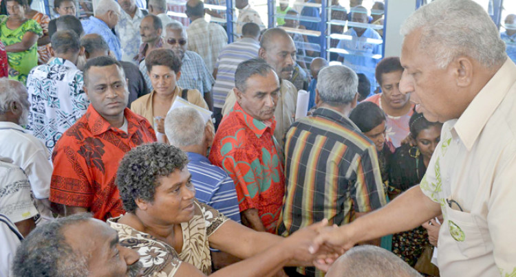 Cane Farmers Throng Talks