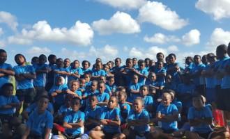 Serua Kaji Rugby  Finals On Saturday