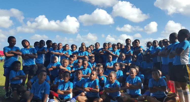 Serua Kaji Rugby  Finals On Saturday