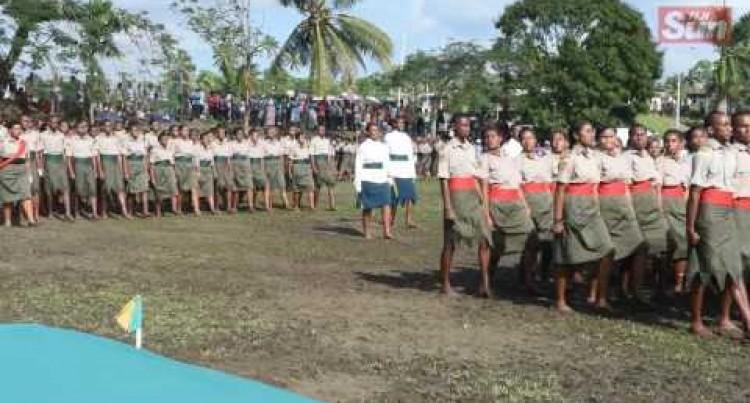 Ratu Sukuna Memorial School Pass Out Parade