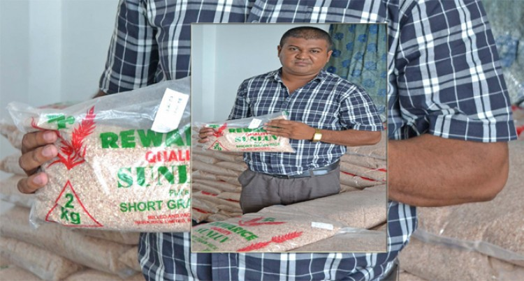 Rewa Rice To Re-brand