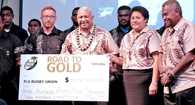 'Road To Gold' Collects $344k