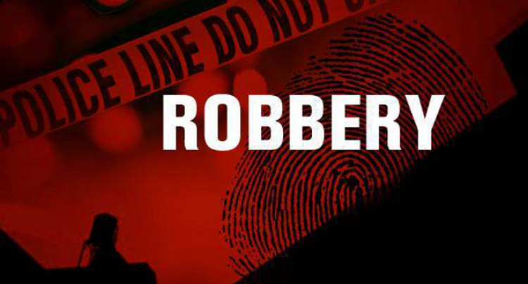 Volunteer Worker Tied Up And Robbed