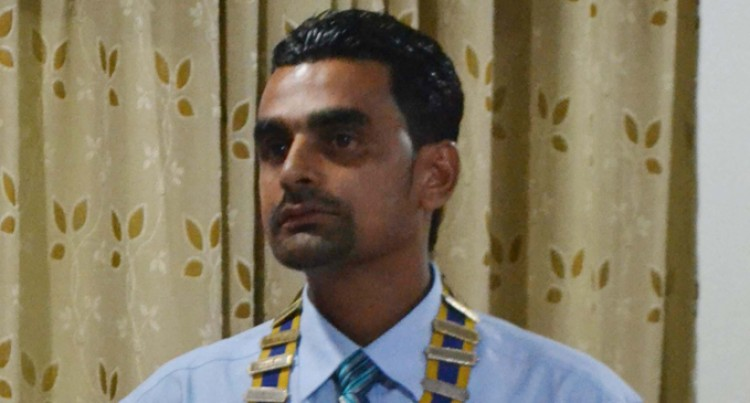 New Labasa Rotary President Tells Of Plans