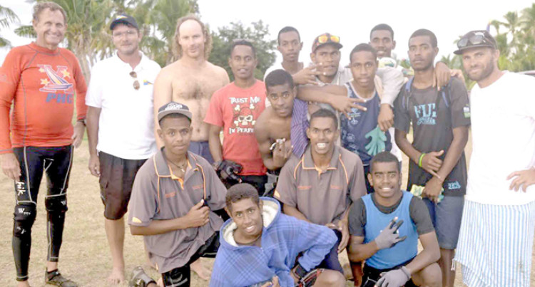 Top Guns For Pacific Challenge