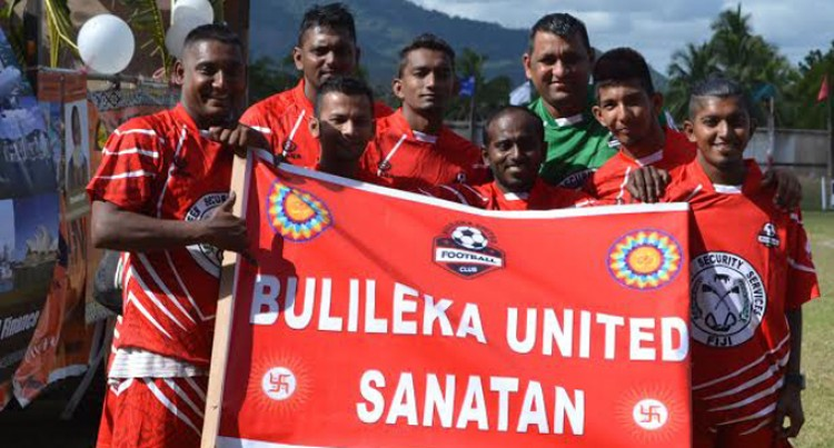 Football Fever Grips Labasa
