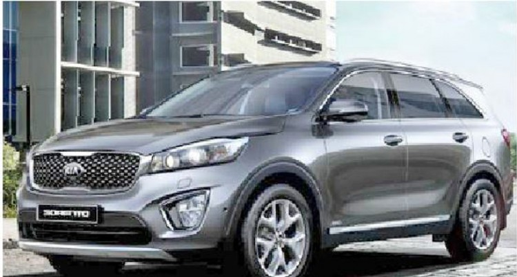 The Smart and Elegant – Kia Sorento