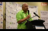 Speech By PM At The Launch Of Rio Olympics Uniform For Team Fiji