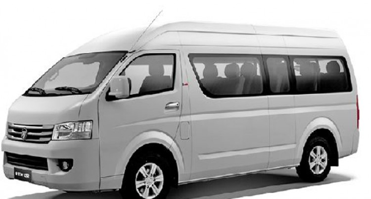 Foton View CS2 16 Seater Van Is Spacious And Comfortable