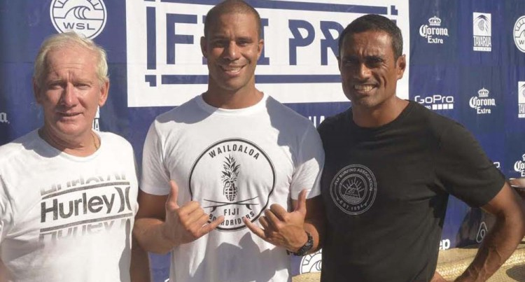 Bright Future Ahead For Fijian Surfing
