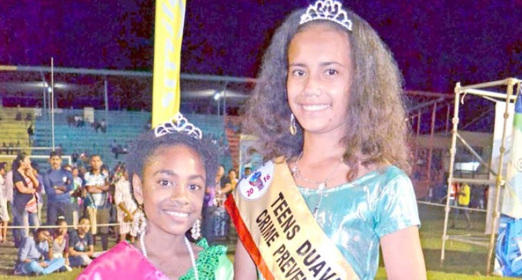 13-Year-Old Viniana Takes Home Miss Teens Crown