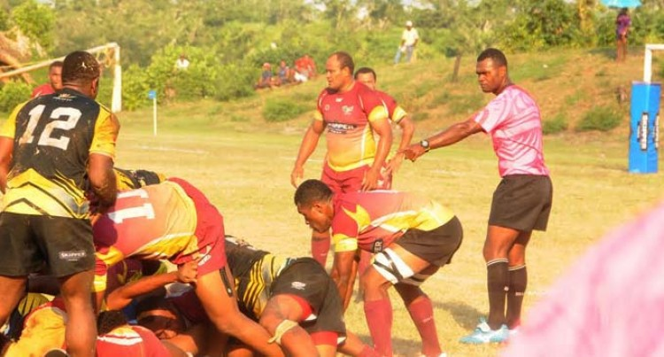 Vatukoula Edge Lautoka At The Buzzer