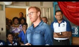 Vodafone Fijian 7s Team Head Coach, Ben Ryan