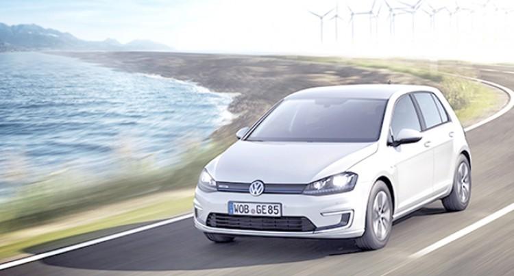 Volkswagen  e-Golf Named  Best Compact