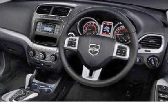Experience The Dodge Journey SXT