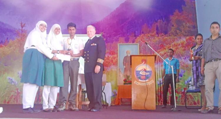 Nadi Muslim College Shines In First Debate Challenge