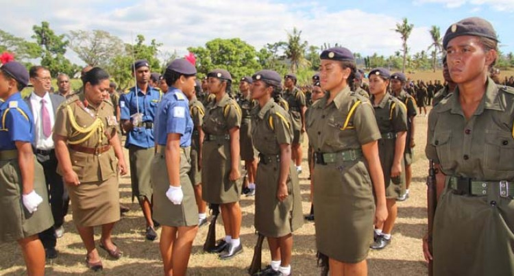 Colonel Seruiratu Commends Xavier College Passing Out