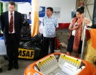Handover Of Oil Spill Response Equipment