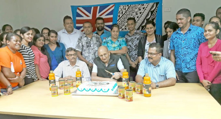 Fiji Really A Golden Country: JC Patel