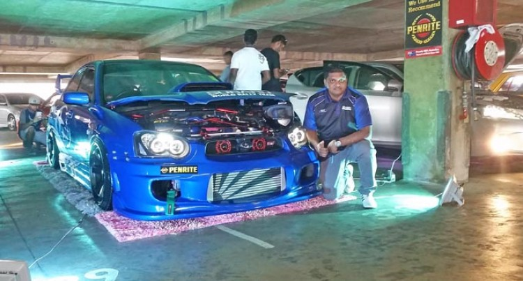 Penrite Car Show A Big Success