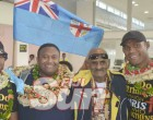 Rio Trio Tell Of  Delayed Trip Home