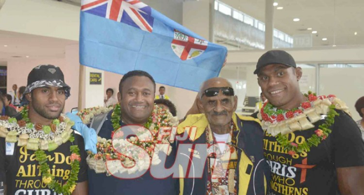 Rio Trio Tell Of  Delayed Trip Home