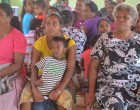 Rokoika, 74, Wakes Up Early To Catch Boat To Get Free Medical Services