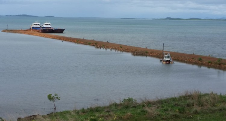 Bauxite Shipped After 16 Months Lapse