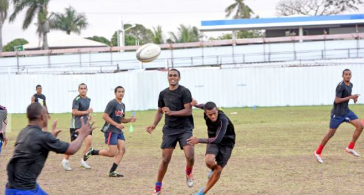 It's Time To KO  Tailevu Champs