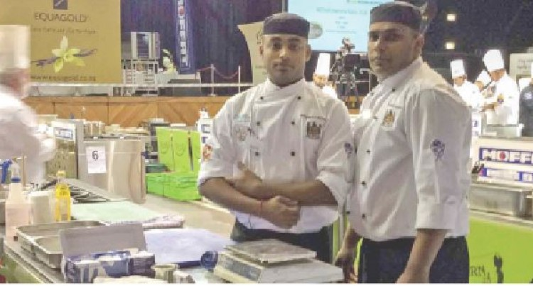 Outrigger Chefs Win Bronze In Big Chef Event In Auckland