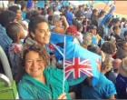 Diana Proud To Be A Fijian